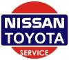 Nissan toyota service